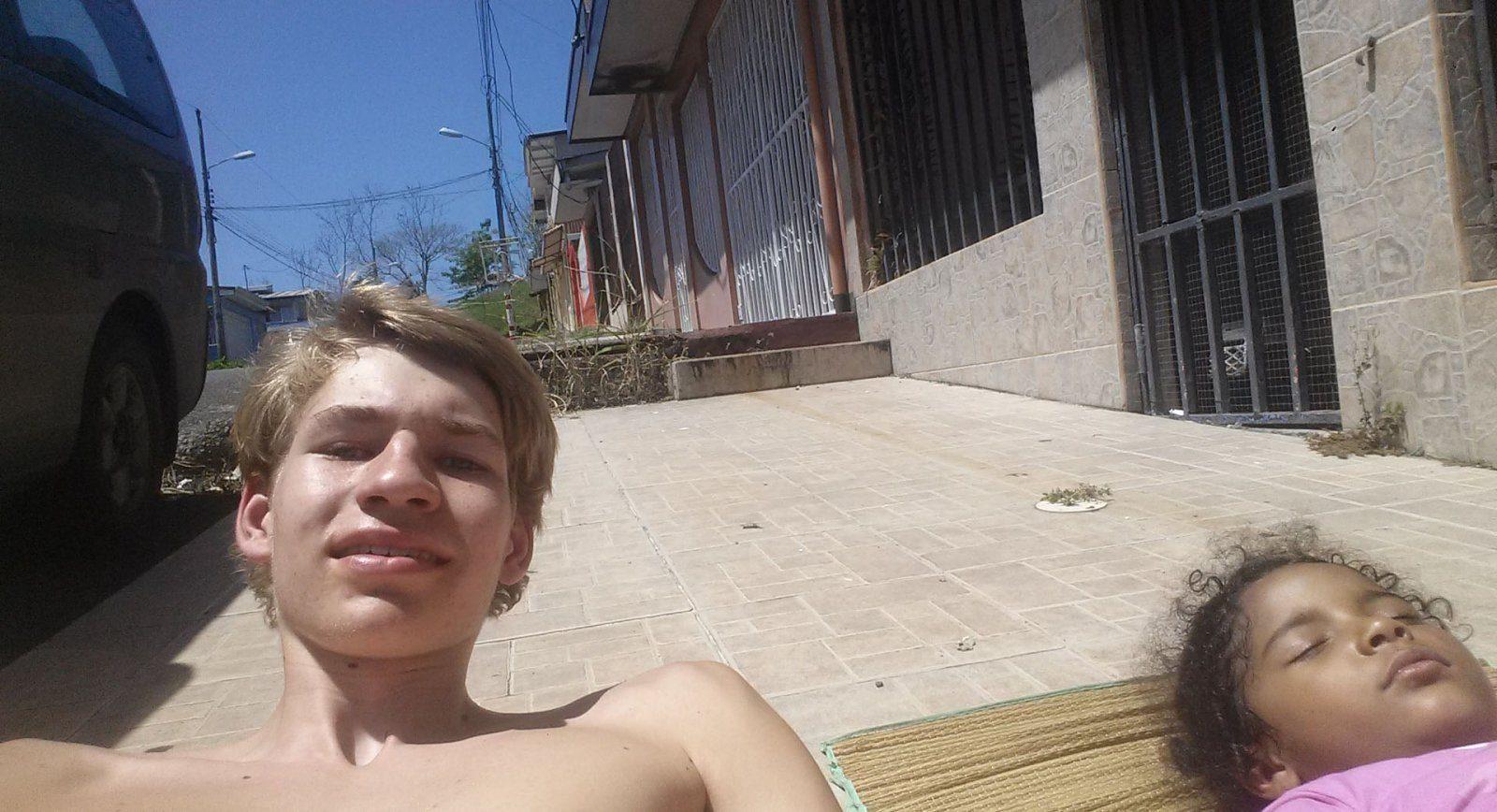 16_Costa Rica_Sonnenbad