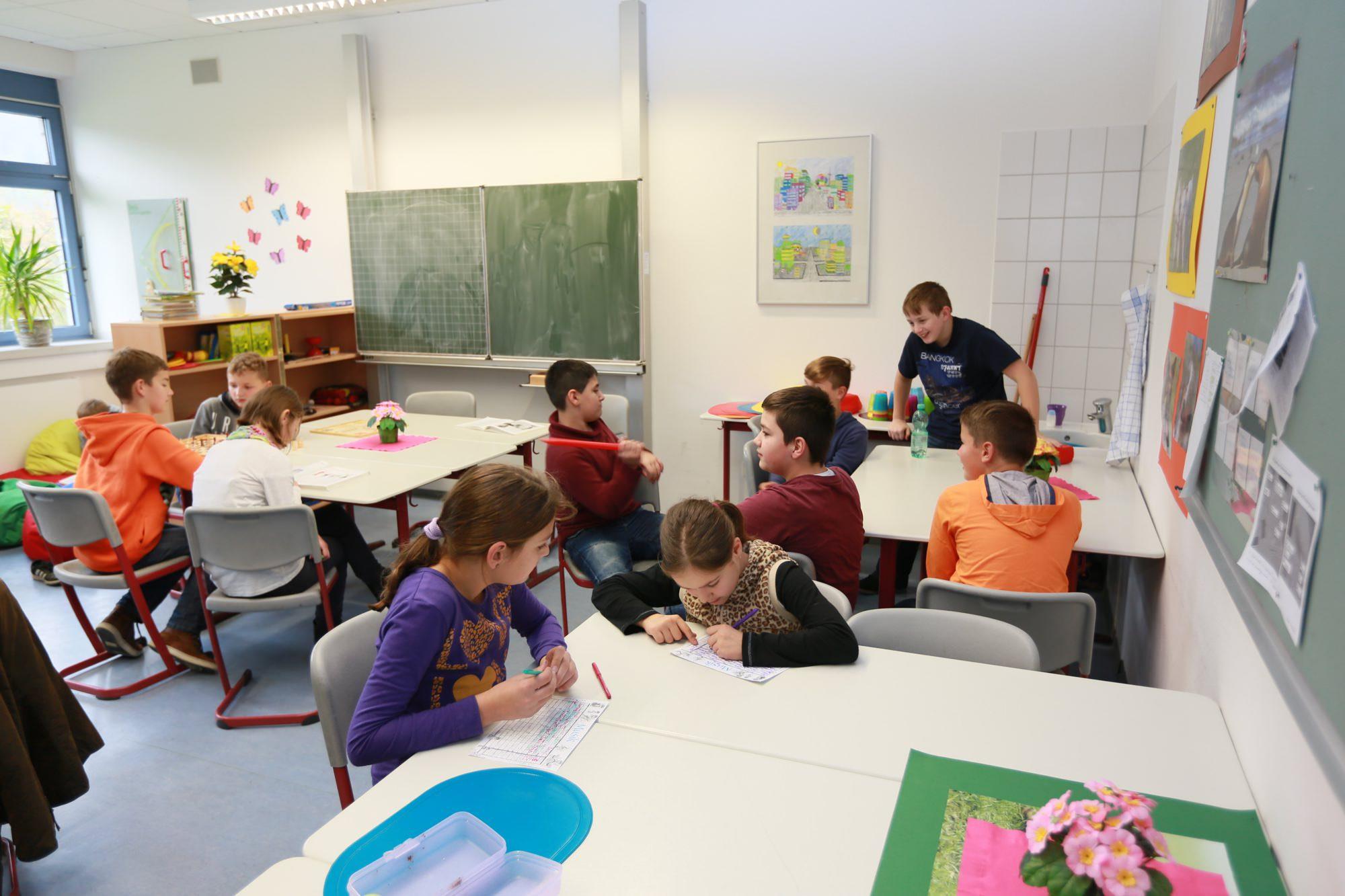 Hausaufgabenbetreuung - ASG Plettenberg-1