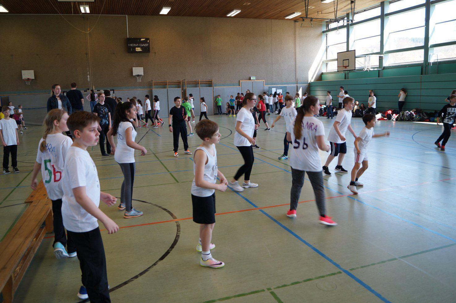 13_Völkerballturnier 2017