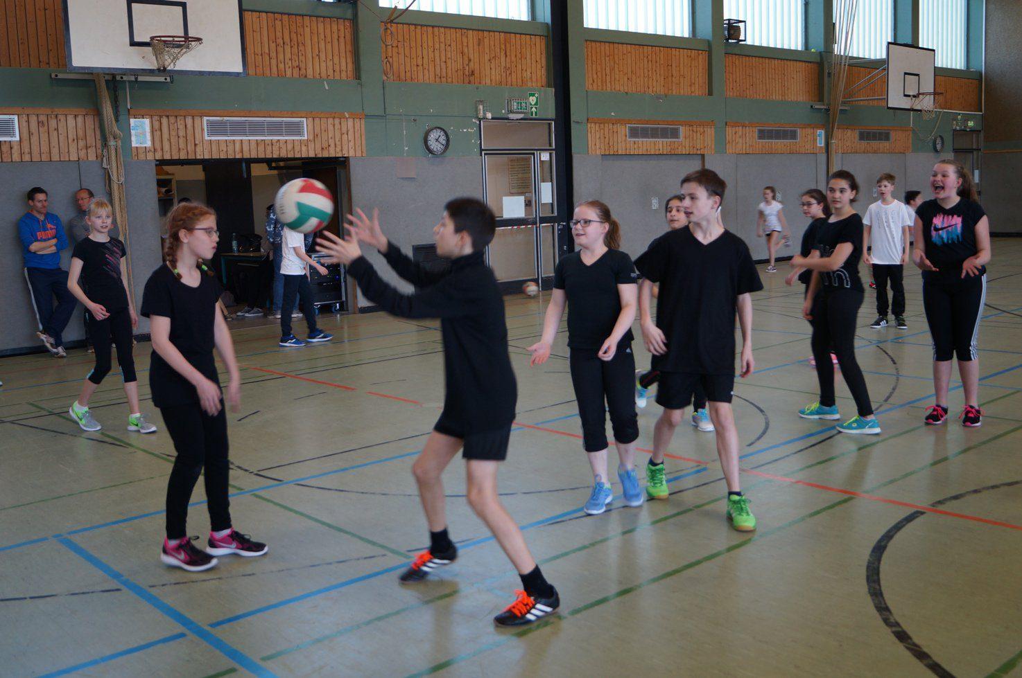 14_Völkerballturnier 2017