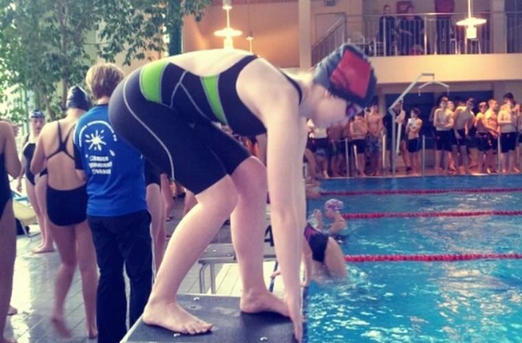 ASG erfolgreich bei Kreismeisterschaften im Schulschwimmen
