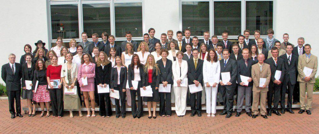 Abi 2004 - ASG Plettenberg