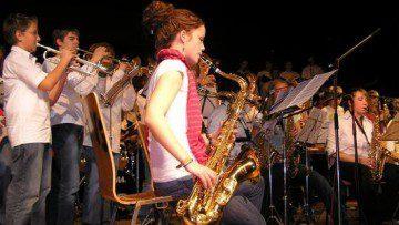 Die Big Band des ASG Plettenberg (Bildquelle: www.derwesten.de)