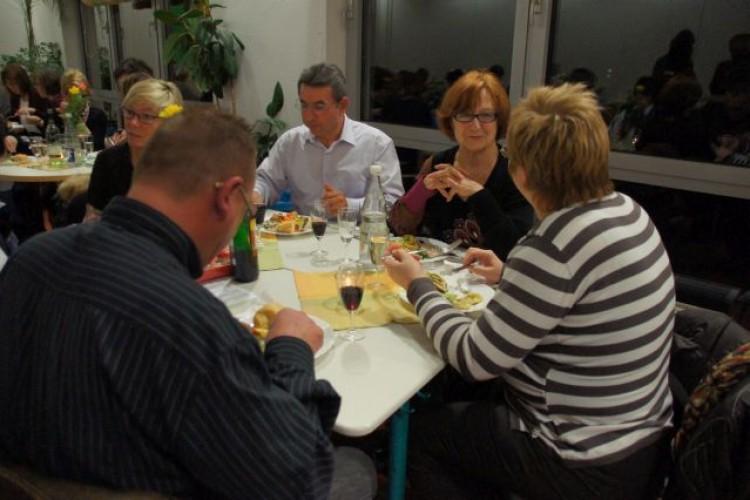 Daniel Ochtendung (Central-Café Ochtendung) hatte für ein ausgezeichnetes Essen gesorgt.