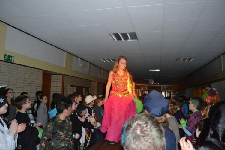 Kostümfest der Klassen 5