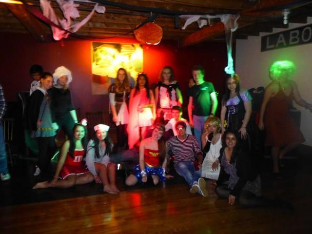"""In Kanada war """"Halloween"""" eine ziemlich große Sache. Man ist """"Trick or Treating"""" gegangen, zu """"Haunted Houses and Places"""" und auf gefühlte hundert Halloween Parties."""