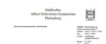 """Informationsabend zum Thema: """"Alternative Wege zum Abitur"""""""