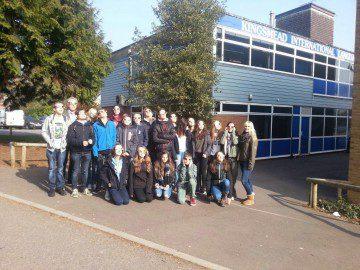 Impressionen Schüleraustausch Kingsmead Community School in Wiveliscombe(GB)