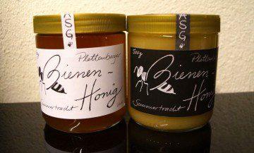 Honig der Imker-AG