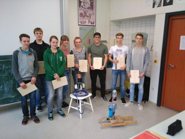 Die besten Plettenberger Wasserraketenkonstrukteure in diesem Jahr