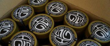 Honigverkauf der Imker-AG am Tag der offenen Tür
