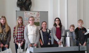 Vorlesewettbewerb: 3. Platz für Anna Lena Ihne