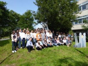 "Sommerakademie ""English in Action"" am ASG"