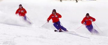 Lust auf Skifahren - aber noch kein Schnee da?