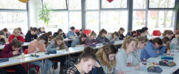 Känguru-Wettbewerb in Mathematik am Albert-Schweitzer-Gymnasium
