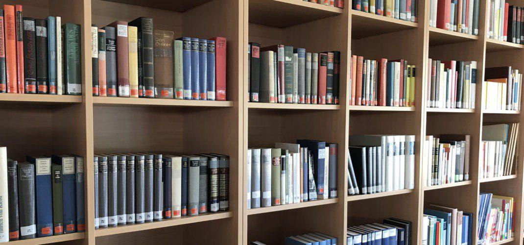 Jahreshauptversammlung des ASG-Fördervereins in der neuen Bibliothek