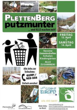 PlettenBerg putzmunter 2018
