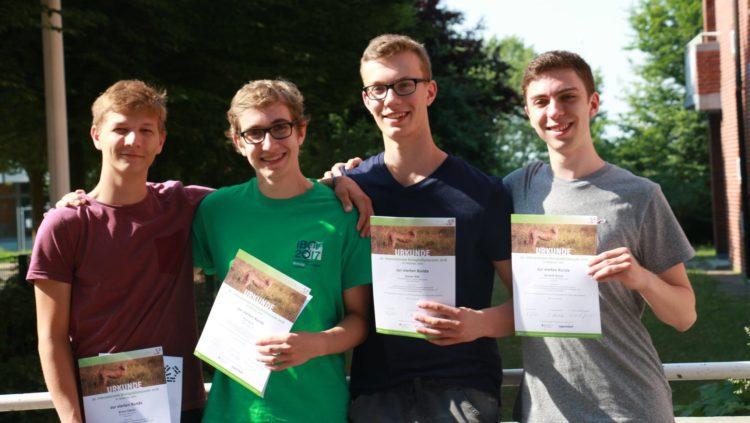 Florian Schneider erreicht den 6ten Platz der IBO-Deutschland