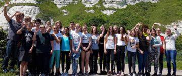 ASG'ler sind gut auf der britischen Insel angekommen