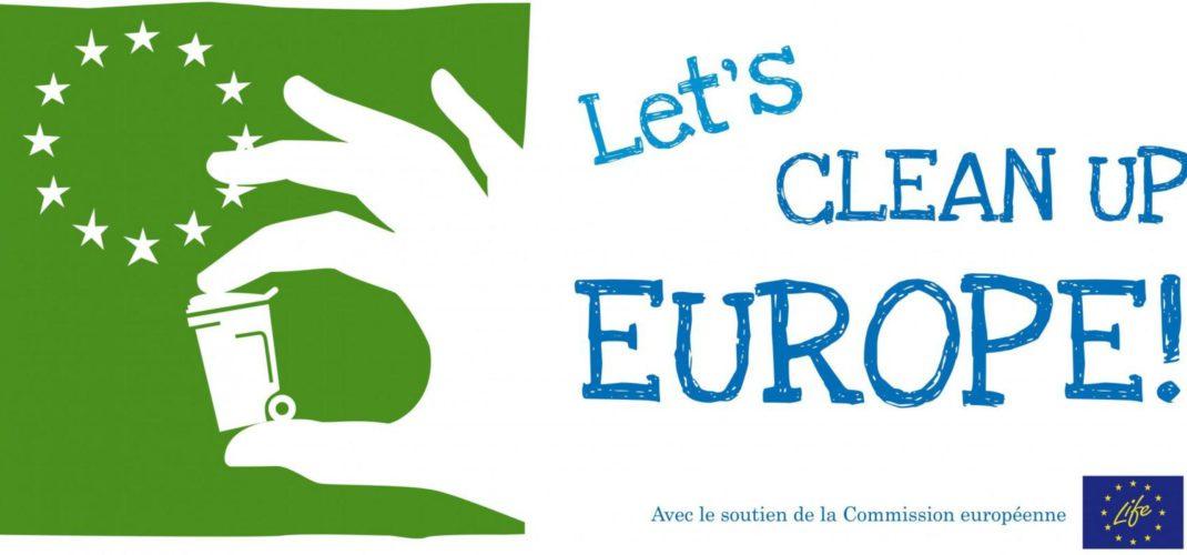 LET'S CLEAN UP EUROPE! ASG-Foto erreicht 6ten Platz beim Foto Contest