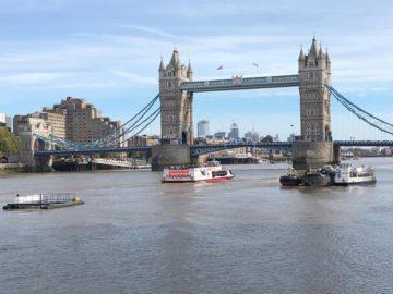 Tour nach London - Q2 startet in die Herbstferien mit unvergesslichem Erlebnis