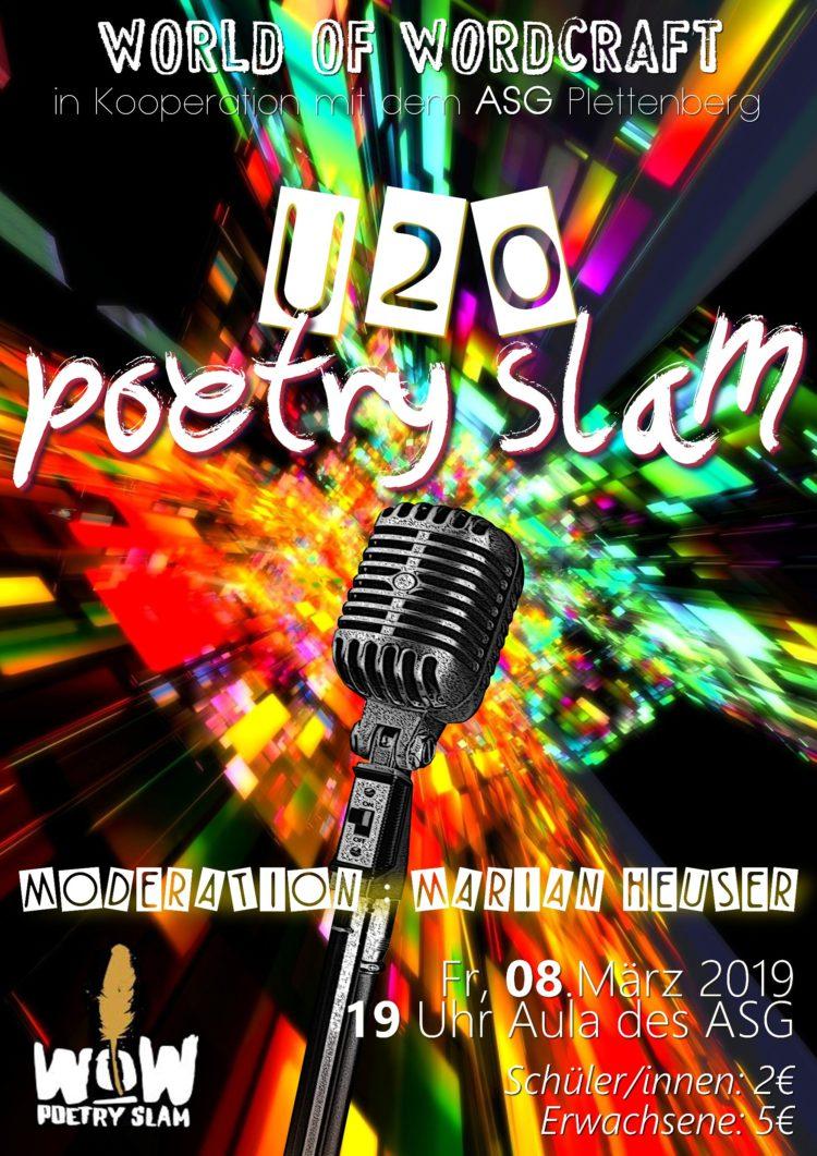 Poetry-Slam-Workshop 2019