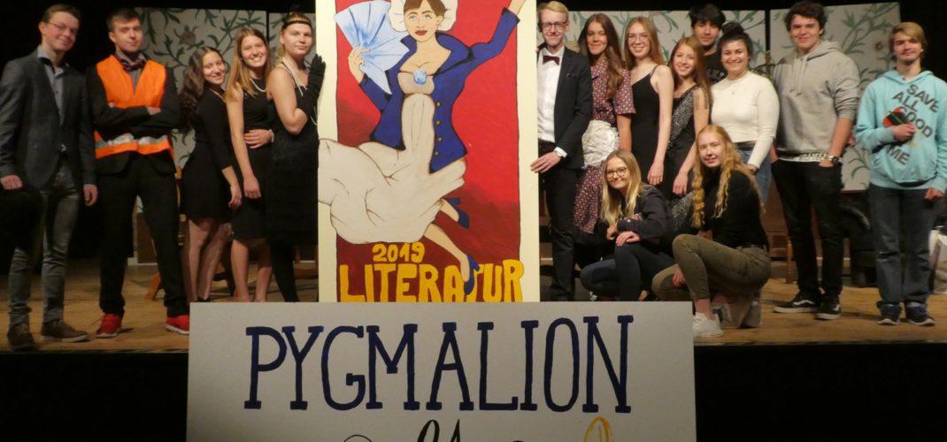 Bernard Shaw: Pygmalion – Aufführung des Literaturkurses-Scm der Q1