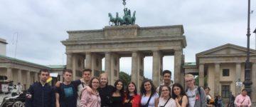 Berlin - Stufenfahrt der Q1