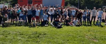 "8. Plettenberger Wasserraketenmeisterschaft und ""freestyle-physics"" in Duisburg"