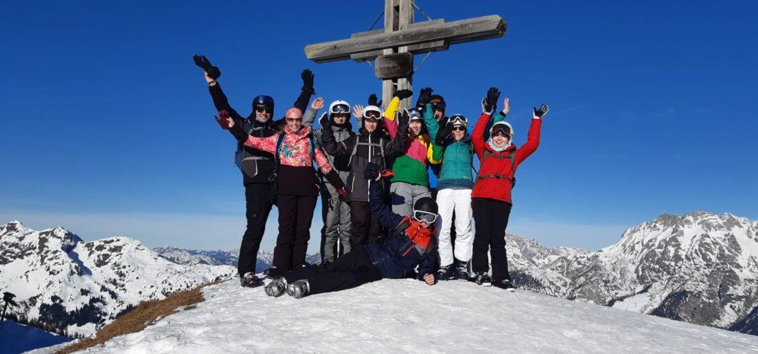 Skifreizeit der Jahrgangsstufe 9 nach Saalbach-Hinterglemm