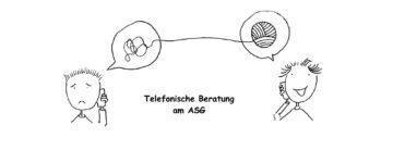 Beratungsgespräche telefonisch möglich
