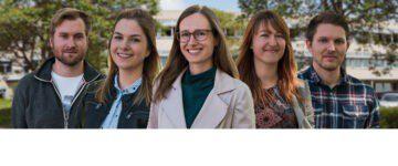 Unsere neuen Referendarinnen und Referendare