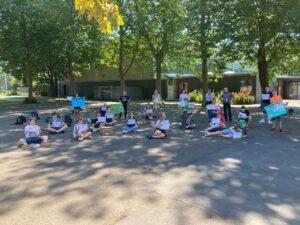 English in Action 2020 – trotz Corona-Bedingungen ein voller Erfolg