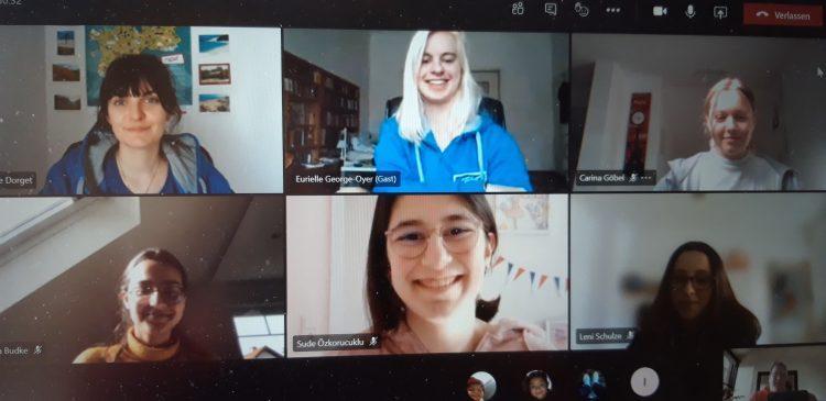 Virtueller Besuch des FranceMobils am ASG