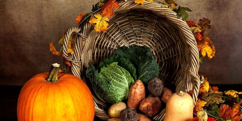 Erntedankfest – Andacht im Oktober '21